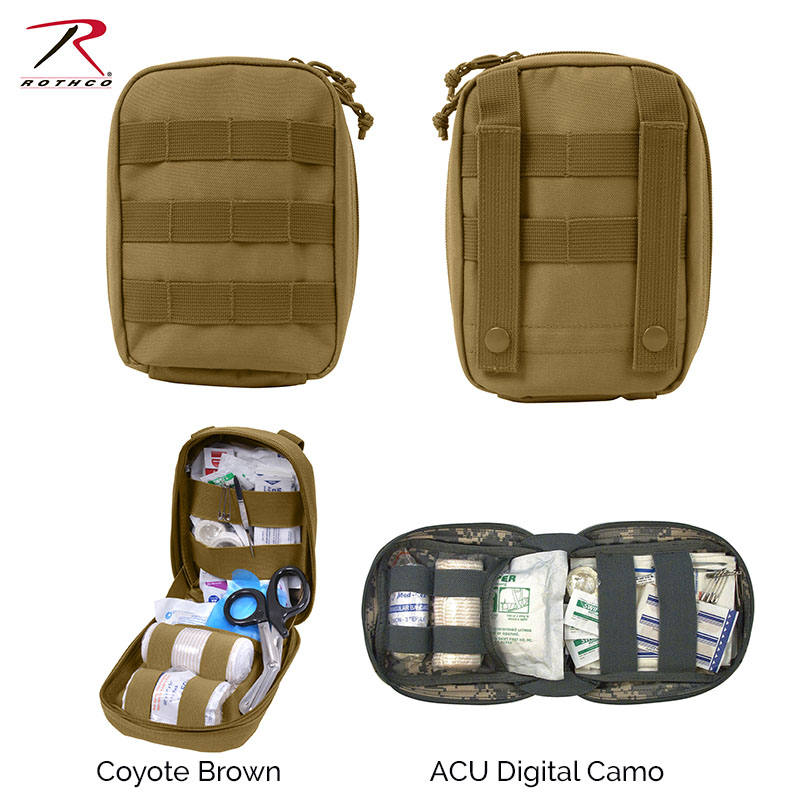 Tactical Trauma Kit - MOLLE