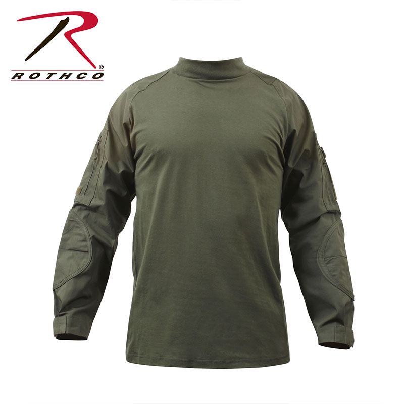 Military Combat Shirt - FR NYCO