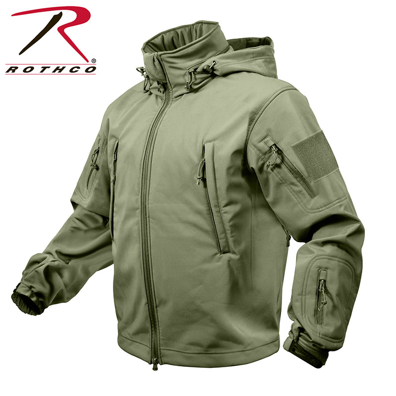 Tactical Soft Shell Jacket - Special Ops