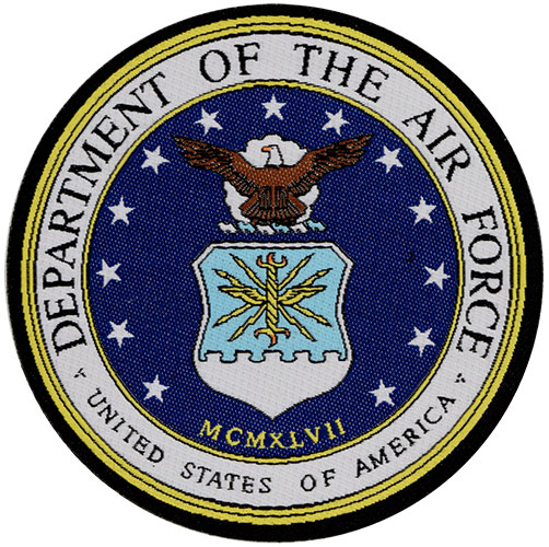 Military Branch Patch - Air Force