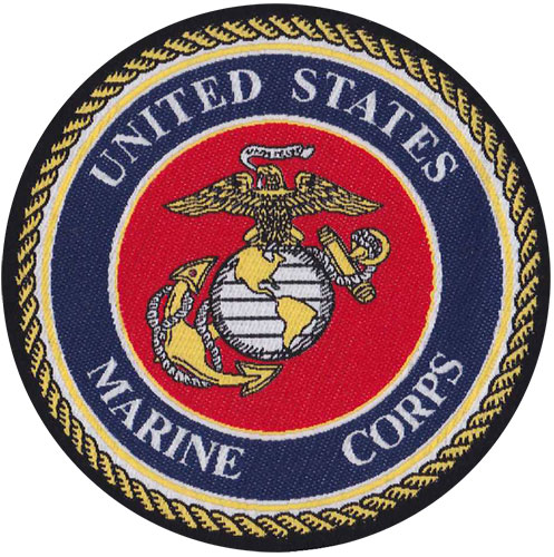 Military Branch Patch - Marines