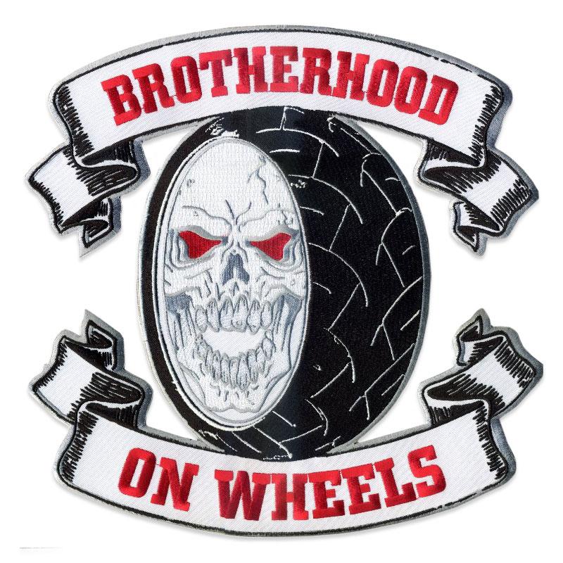 custom biker patches