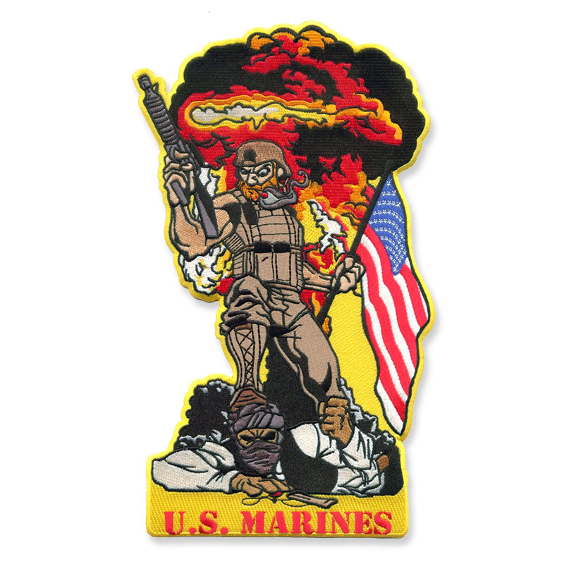 Gallery of Military Patches — Some of the finest custom military embroidery  anywhere 7b7a9d391a6