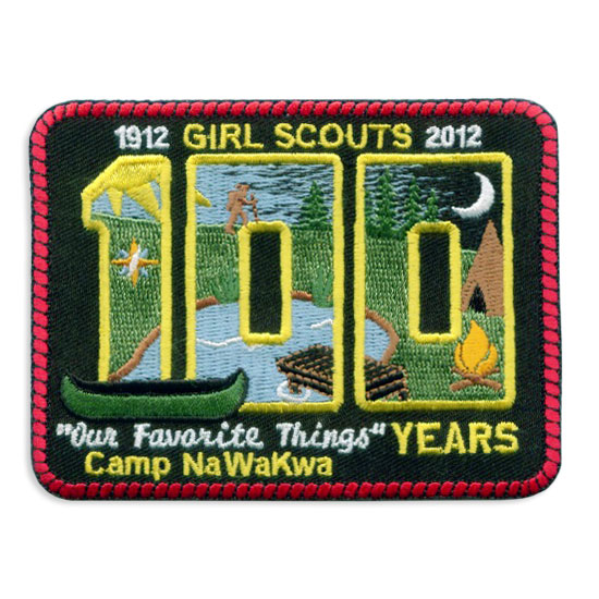 Scout Patch